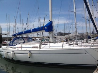 Charter Sailboat Bavaria 38 Le Havre