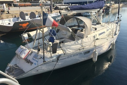 Rental Sailboat JEANNEAU SUN LEGENDE 41 Gruissan