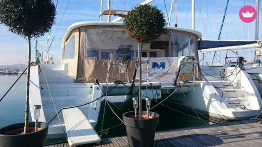Lagoon 450 F in Pescara PE peer-to-peer