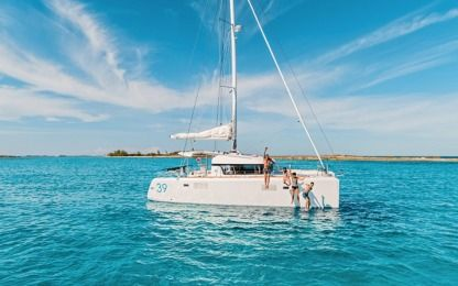 Location Catamaran Lagoon 39 Nassau