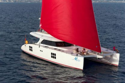 Location Catamaran Sunreef Yachts Sunreef 70 Crewed Saint-Mandrier-sur-Mer