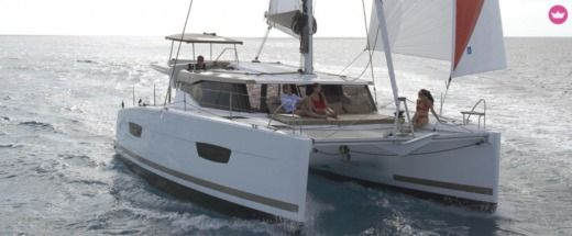 Fountaine Pajot Lucia 40 in Cannes