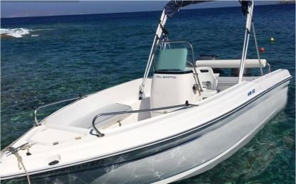 Charter Motorboat Olympic 490Cc Heraklion
