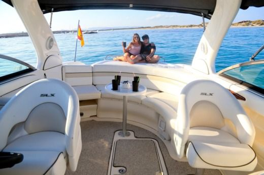 Barca a motore Sea Ray 290 tra privati