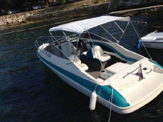 BAYLINER Capri 2052 Bond in Vrsar peer-to-peer