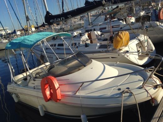 Jeanneau Leader 515 in Marseille for hire