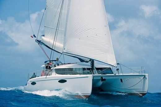 Fountaine Pajot Orana 44 in Sainte-Luce for hire