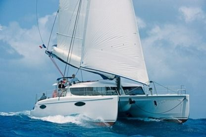Rental Catamaran Fountaine Pajot Orana 44 Sainte-Luce