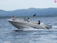 Motorboat Sea Ray Sea Ray 210 Dc for rental