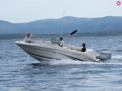 Rental Motorboat Sea Ray Sea Ray 210 Dc Bol