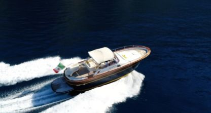 Charter Motorboat Apreamare 38 Open Praiano