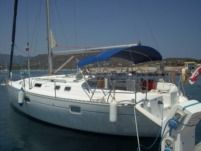 Sailboat Beneteau Oceanis 351 for rental