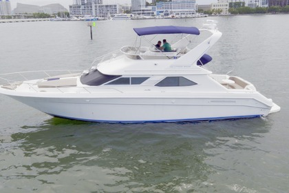 Aluguel Lancha SEA RAY 44' Miami Beach
