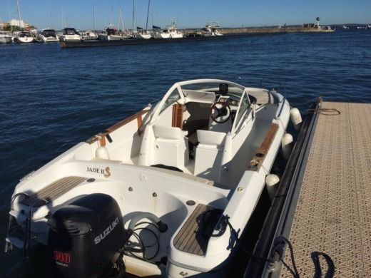 BENETEAU OMBRINE 630 in Arcachon for hire