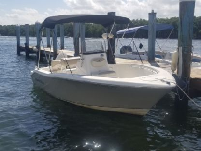 Charter Motorboat Nautic Star 19 Xs Sunny Isles Beach