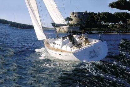 Rental Sailboat Kirie - Feeling Feeling 36 Di La Rochelle
