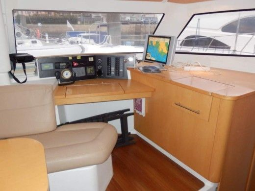 Fountaine Pajot Orana in Ajaccio for hire