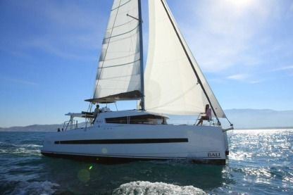 Location Catamaran Bali 4.3 Catana El Arenal