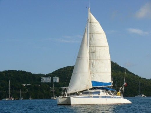 QUALITY MARINE PASSION 38 in Ajaccio for hire
