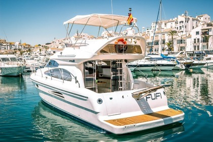 Rental Motorboat ASTONDOA 40 FLY Marbella