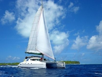 Rental Catamaran Fountaine Pajot Bahia 46 Pape'ete