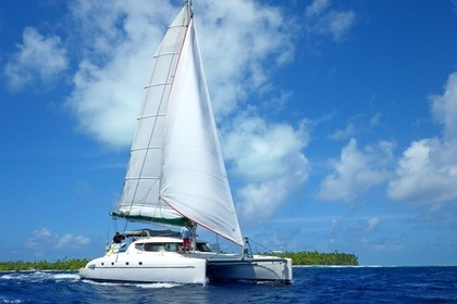 Hire Catamaran FOUNTAINE PAJOT BAHIA 46 Pape'ete
