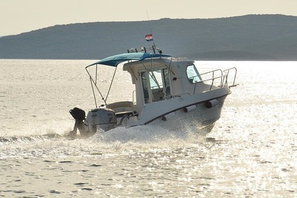 Charter Motorboat Reful 700 Ugljan
