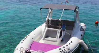 Charter RIB Sacs 750 Dream Hvar