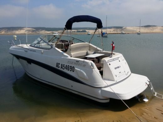 Motorboot Four Winns Vista 268 zu vermieten