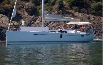 Rental Sailboat Hanse 445 Bosa