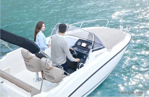 Quicksilver Activ 604 Sundeck in Can Pastilla for rental