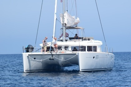 Location Catamaran LAGOON 450 F Ajaccio