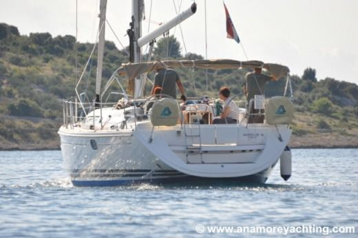 Jeanneau Sun Odyssey 44I in Primošten for rental