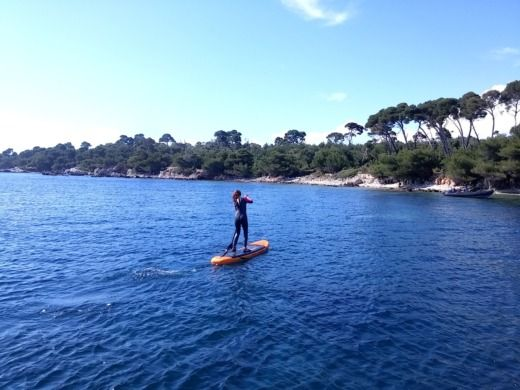 Quicksilver ACTIV 535 in Juan les Pins, Antibes for hire