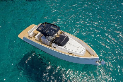 Hire Motorboat Pardo 38 Laurium