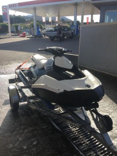 Sea Doo Spark in Propriano peer-to-peer