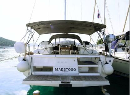 Charter Sailboat Dufour 520 Grand Large Rogoznica