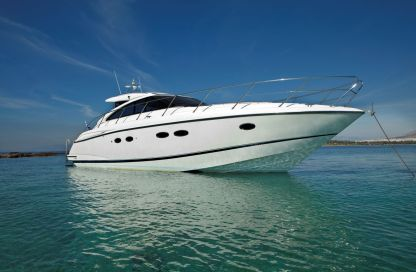 Rental Motorboat Princess V V 48 Gustavia