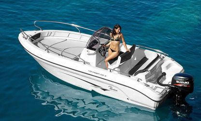 Charter Motorboat Ranieri International Voyager 19 S Manerba del Garda