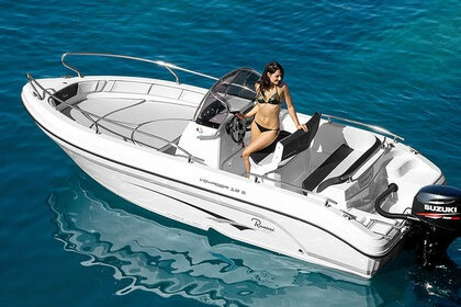 Verhuur Motorboot Ranieri International Voyager 19 S Manerba del Garda