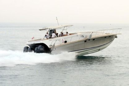Charter Motorboat Magnum Chevere 55 Menton