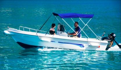 Charter Motorboat Proteus 500 Lefkada