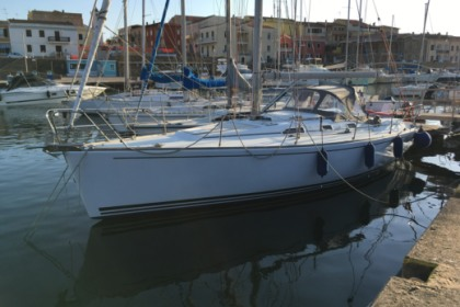 Rental Sailboat Comar Comet 36 Santa Teresa Gallura