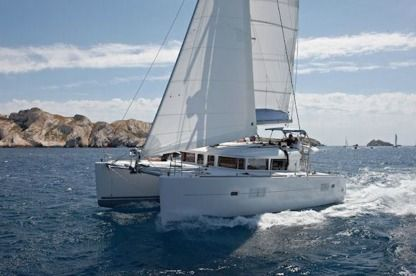 Location Catamaran Lagoon Lagoon 400 Ajaccio