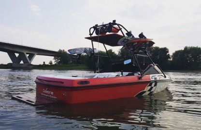 Rental Motorboat Calabria Wakeboard Edition Arnhem