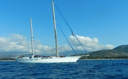 Charter Sailboat Contour Boat Ketch Aluminium Martinique