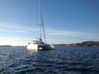 Location Catamaran Fountaine Pajot Tobago 35 Calvi