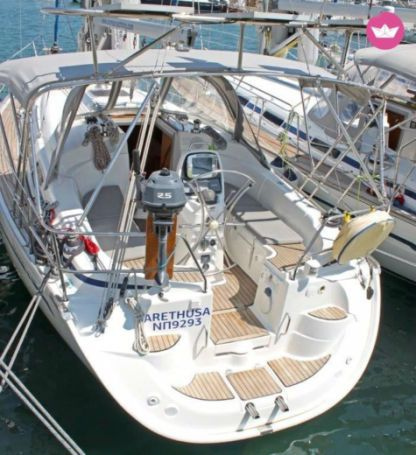 Charter Sailboat Bavaria 33 Cruiser Lavrion