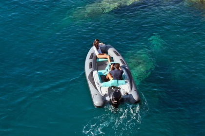 Charter RIB Ranieri Cayman  X ONE luxury Cala d'Or