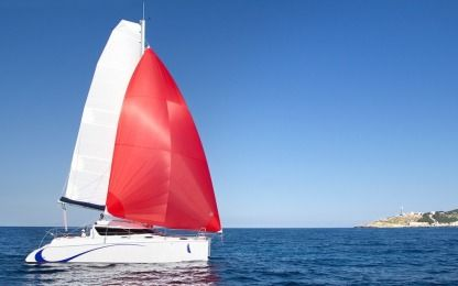 Rental Catamaran Lady Hawke 33 Trapani